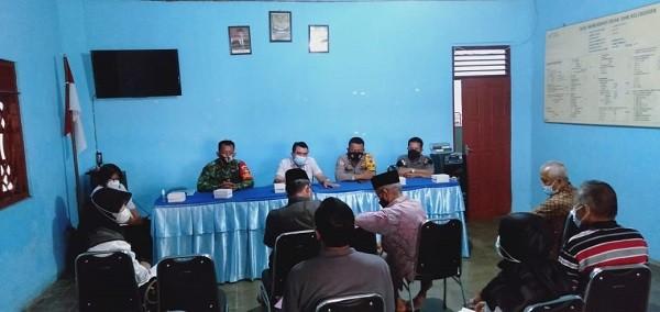 Sosialisasi Rencana Hajatan di Kelurahan Semawung Daleman