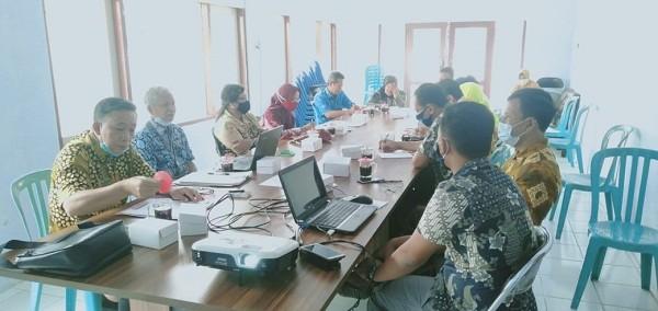 Camat Kutoarjo hadiri Rakor Tindak Lanjut PKL Wilayah Kutoarjo